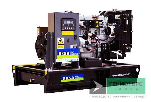 Дизельный генератор (электростанция) AKSA APD20A