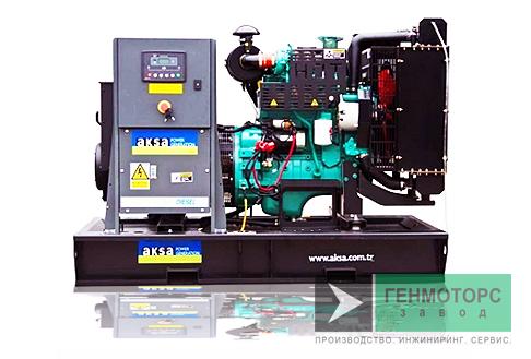 Дизельный генератор (электростанция) AKSA AC66