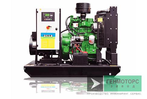 Дизельный генератор (электростанция) AKSA AJD33