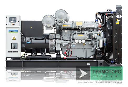 Дизельный генератор (электростанция) AKSA AP825