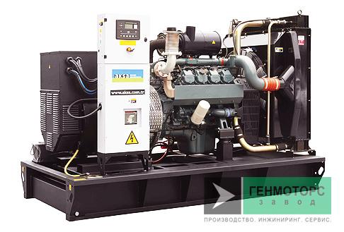 Дизельный генератор (электростанция) AKSA AD825