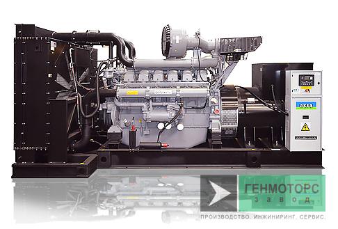 Дизельный генератор (электростанция) AKSA AP1875