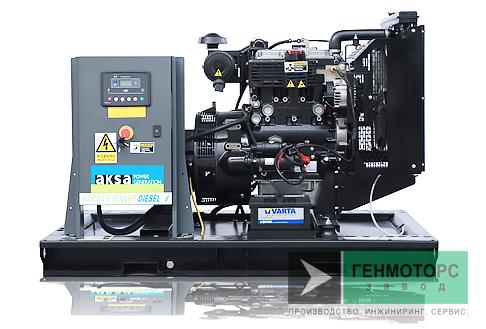 Дизельный генератор (электростанция) AKSA AP15