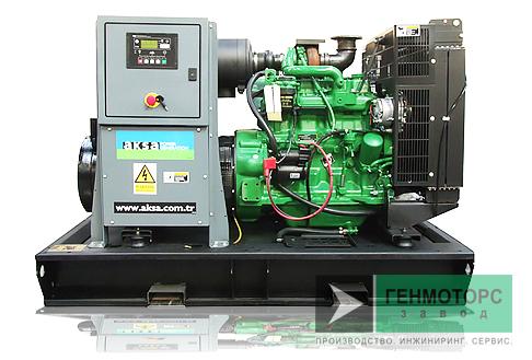 Дизельный генератор (электростанция) AKSA AJD75