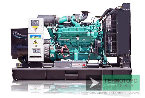 Дизельный генератор (электростанция) AKSA AC880