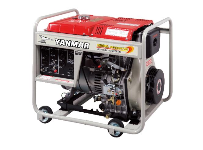 Дизельный генератор (электростанция) Yanmar YDG6600TN-5EB