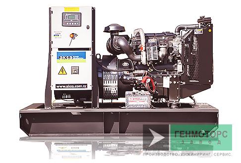 Дизельный генератор (электростанция) AKSA AP72