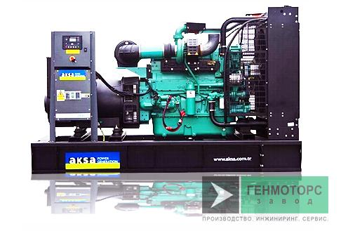 Дизельный генератор (электростанция) AKSA AC550